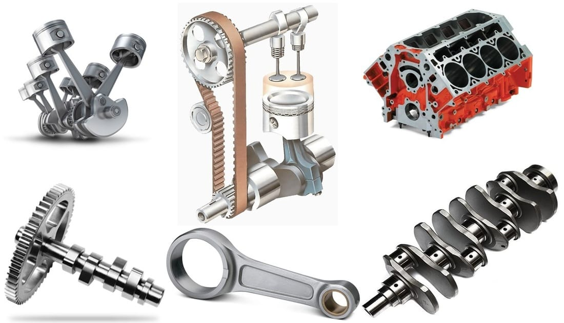 Auto Parts Complete Range Available at Exporting Store